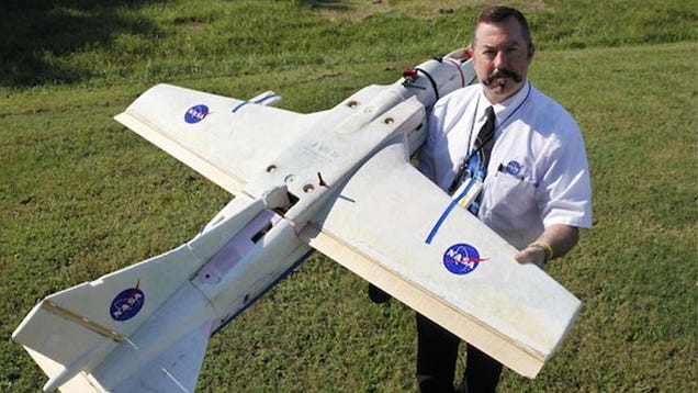 NASA Will Use UAVs to Hunt Down Baby Forest Fires