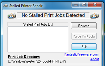Stalled Printer Repair Cancels Print Jobs Without Waiting Years, No Batch File Required