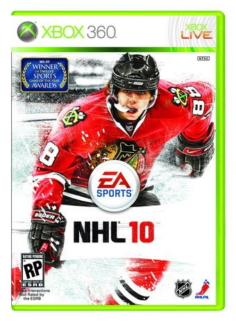 NHL 10 Coverboy Arrested Over 20 Cents