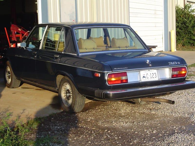 For $3,500, This Bayerische Motoren Needs Some Werke