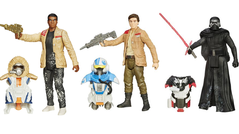 Star Wars Characters Toys : The ultimate guide to today s coolest new star wars