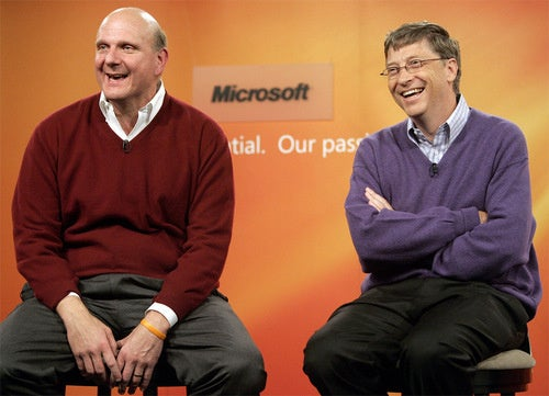 Microsoft Hates Bill Gates' Rich People Tax