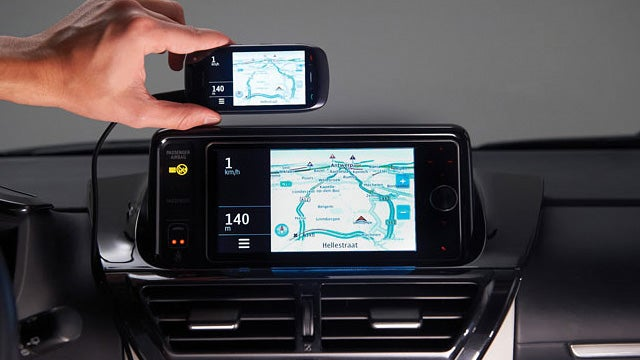 Toyota's New Infotainment System Mirrors Your Smartphone's Display