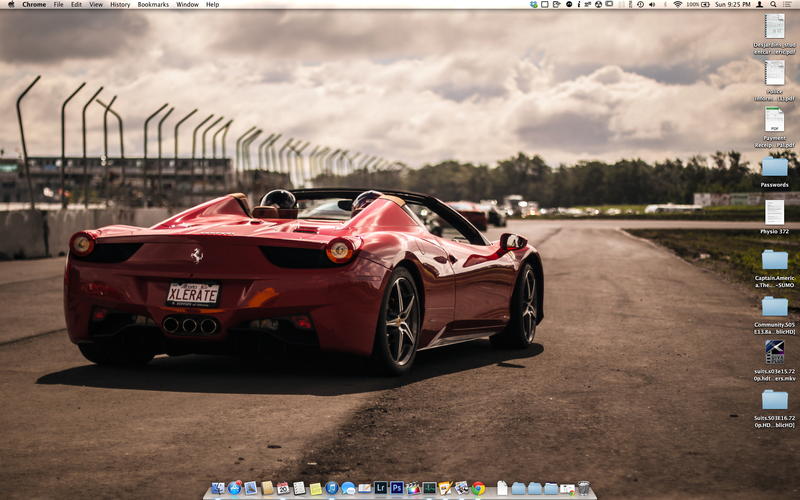 What Is Your Current Desktop?