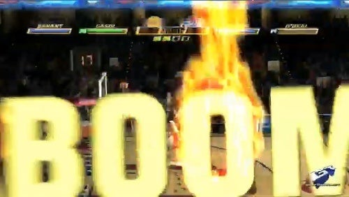 The Return of NBA Jam, in All Its Catchphrase Glory