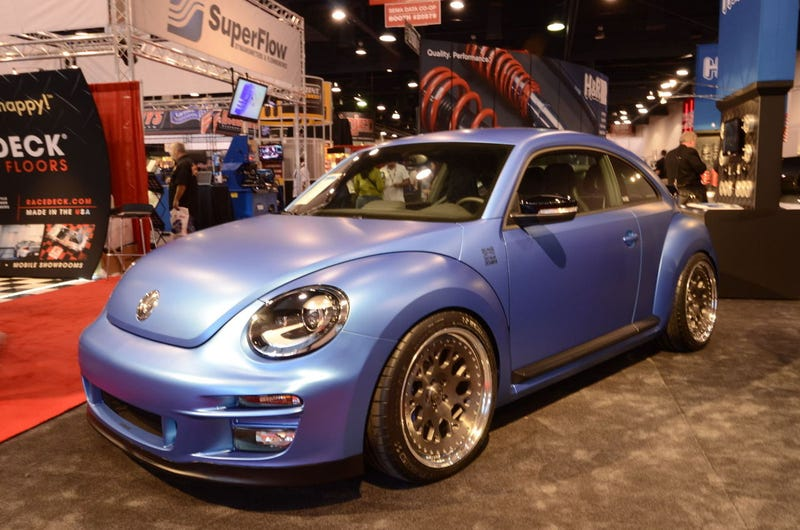 Photos: VW Vortex 500 HP Super Beetle