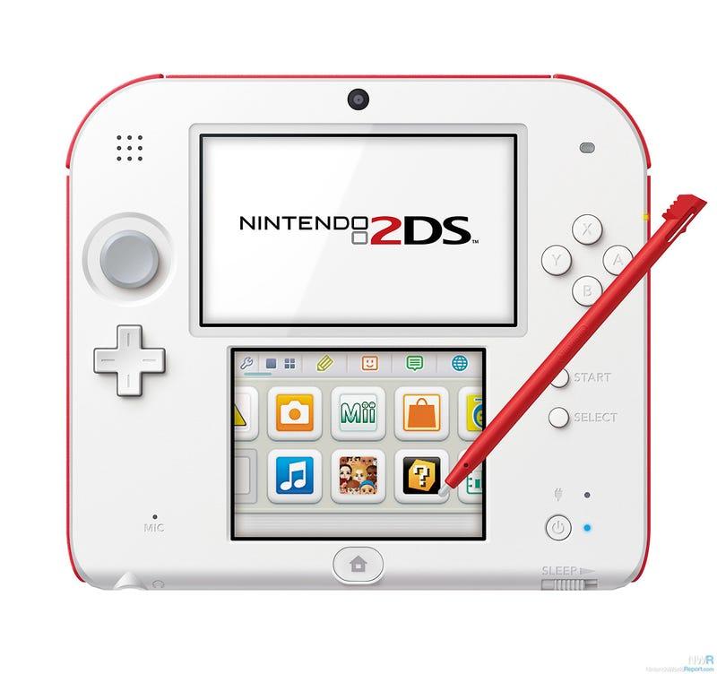 ¿Y si Nintendo hubiera diseñado una 2DS así de sexy?