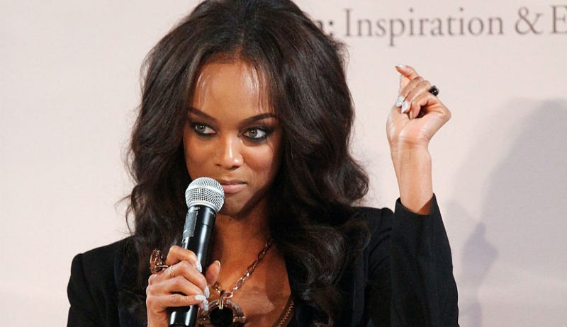 Tyra Banks Thanks Sports Illustrated For Putting Black Girls On Cover