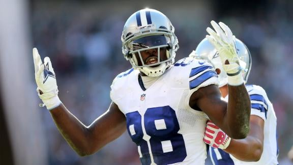 Dez Bryant Has Grown Up, No Word On Brian Billick