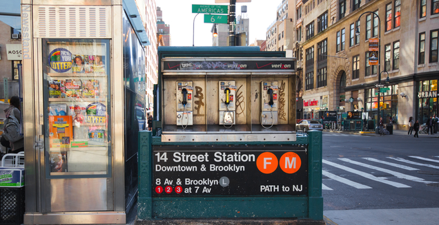 NYC Will Turn 7,000 Old Payphones Into a Huge, Free Wi-Fi Network
