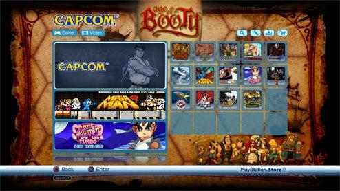 Capcom PSN Store Open For Business This Thursday