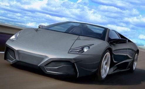 Poland's Veno Supercar Is A Lamborghini Reventon Knock-Off, May Be Made Of Kielbasa