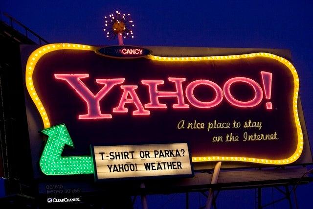 Yahoo's Christmas Bloodbath