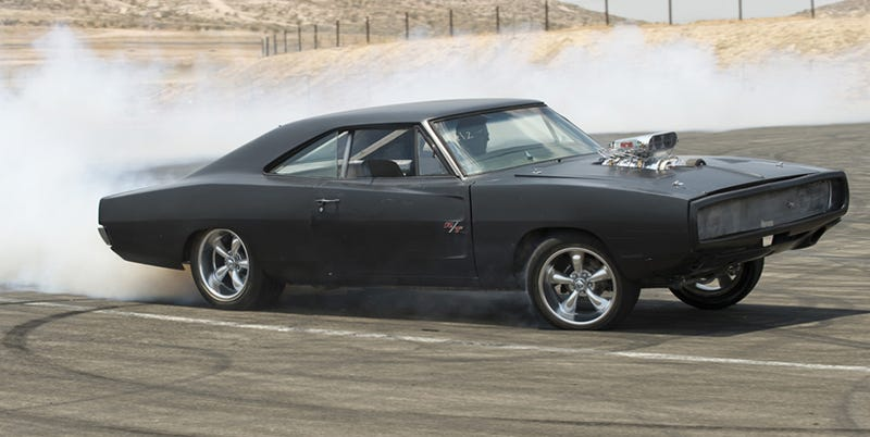 Dominic Toretto's 1970 Dodge Charger R/T