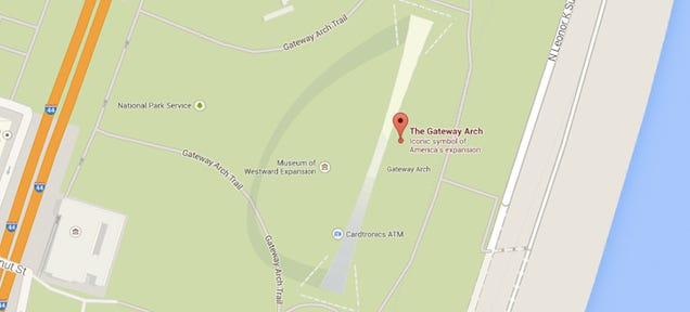 The Washington Monument's Moving Shadow Is a Fun Google Maps Easter Egg