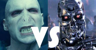 Voldemort Vs. Terminator, Who Wins?