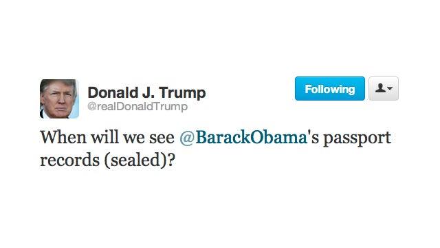 Congratulations, Donald Trump! You've Reached Bachmann-Level Lunacy