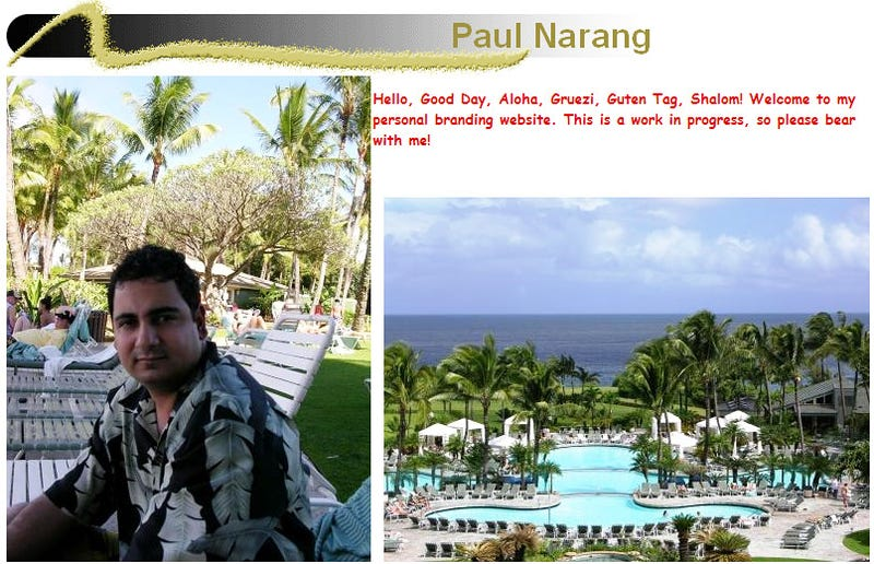 Paul Narang Is America's Most Eligible Man