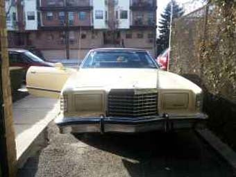 Nice Price Or Crack Pipe: $4500 For A 188-Mile 1977 Ford Thunderbird?
