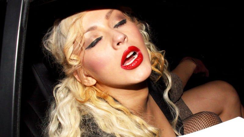 Christina Aguilera Arrested for Public Drunkenness
