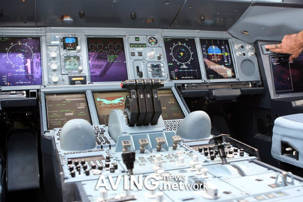 Korean Air Shows off its A380 Cockpit and Interiors After its Maiden Voyage