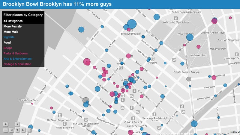 Find the Best Pick Up Spots Using Foursquare Data