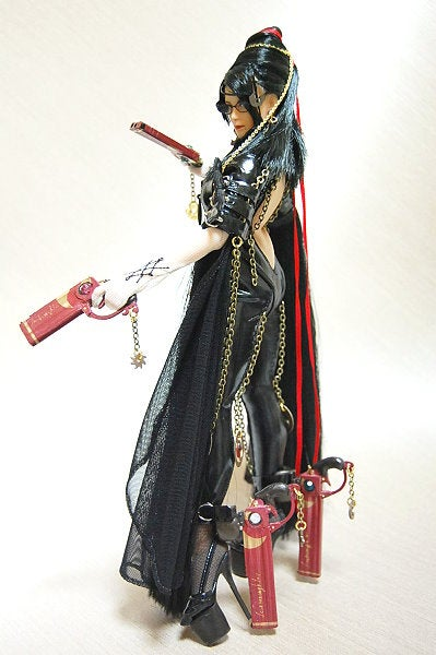 "Custom Bayonetta ""Figure"" Gets The Outfit Right"