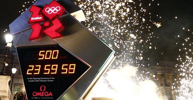 London's Olympics Clock Failed Hours After it Began the Big Count-Down