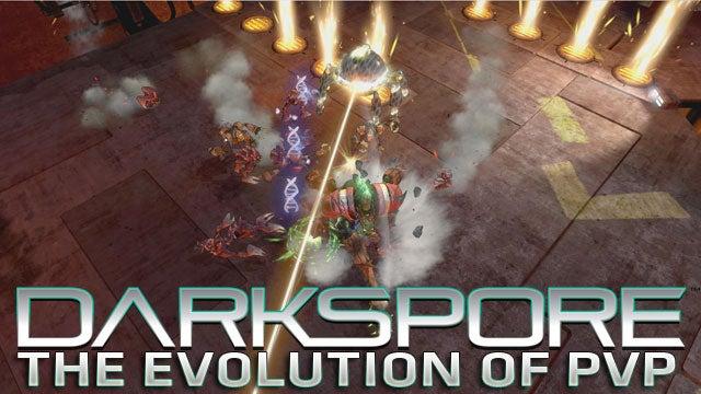 Darkspore Splices Fresh DNA Into Online Multiplayer