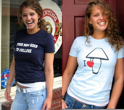 Meet Snorg Tees Alice, The Accessible Internet-Famous Jessica Biel