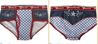 Want To Support Your Man? Splurge On Some New Skivvies