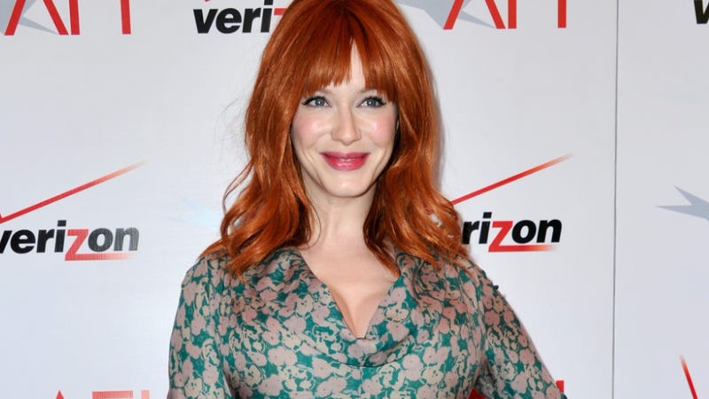 Christina Hendricks To Star in Joan Didion Movie