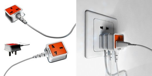 Continue Plug Design Promises Infinite Outlet and Electric Fire