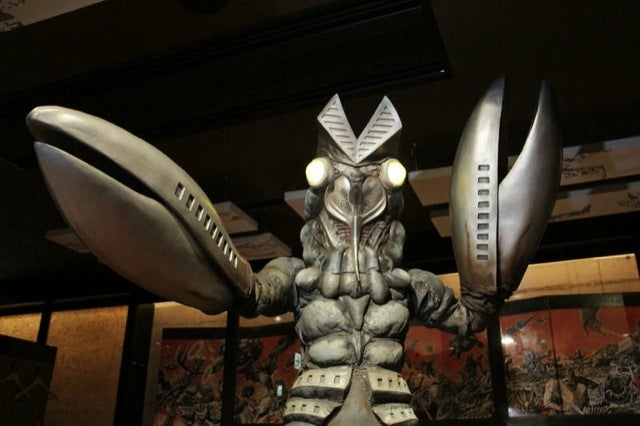 Get Drunk with Kaiju at This New Japanese Bar
