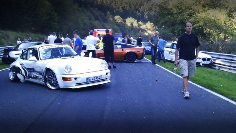 Why the Nürburgring is amazing(ly dangerous)