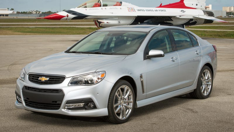 Canada Won't Be Getting The Chevrolet SS