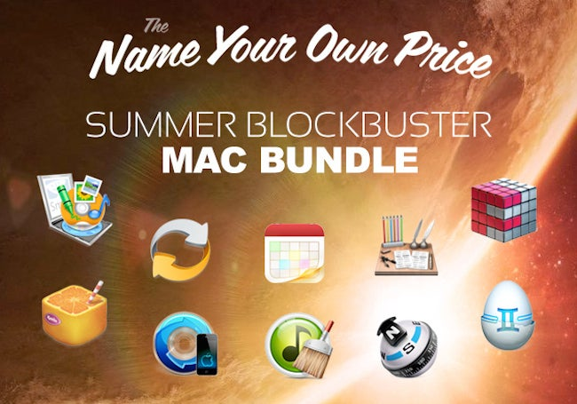 Last Chance: Name Your Own Price On $400 Of Mac Apps