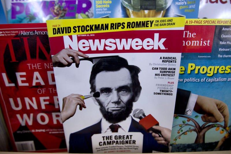 Meet the Weird Christian Content Mill Behind Newsweek's New Owners
