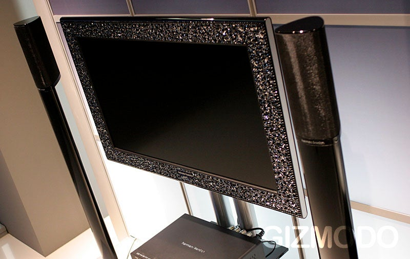 Harman Kardon Experimenting with Disco Finishes for its TVs