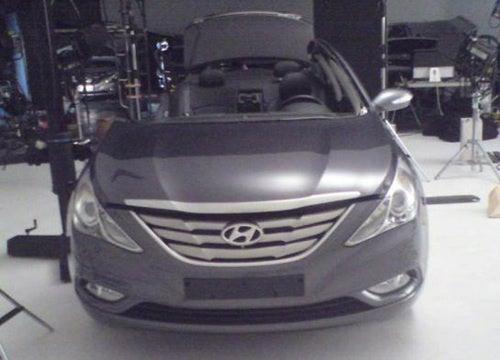 2011 Hyundai Sonata: Even More Camry-Like