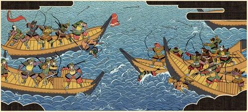 Shogun Concept art