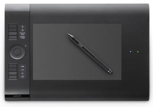 Wacom Intuos4 Is Completely Wireless
