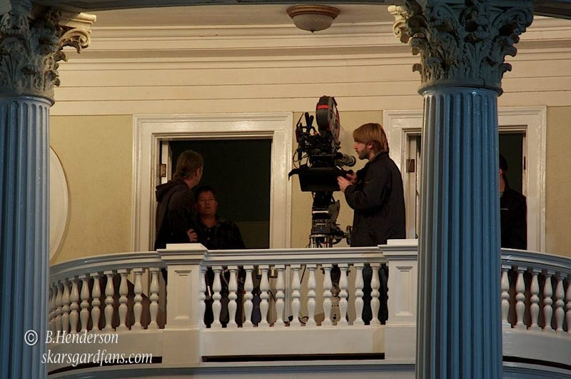 Trueblood Behind the Scenes Photos