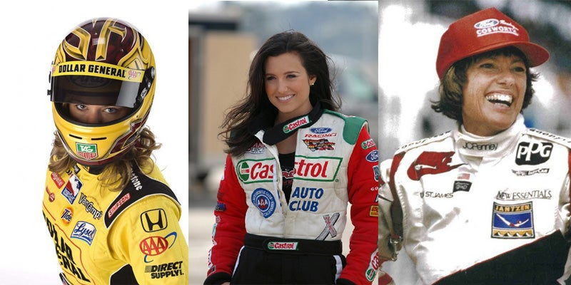 Happy Mothers Day to the 5 Greatest Moms of Modern Motorsports