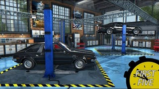 The First Five Billable Minutes Of <i>Car Mechanic Simulator</i> <i>2015</i>