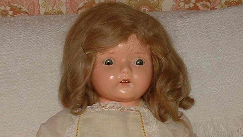 Bizarre First Human Audio Recordings Include Creepy Talking Dolls