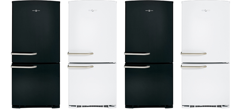 A Fridge That Gives You Retro Style Without the Giant Energy Bill