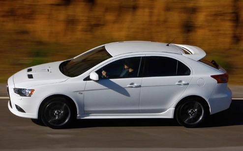 Mitsubishi Lancer Sportback Coming To Paris Motor Show