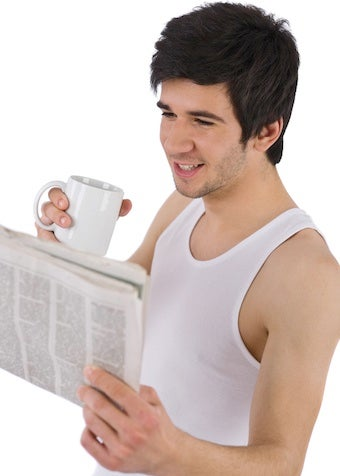 Young People Think Everything They Read In Newspapers Is True