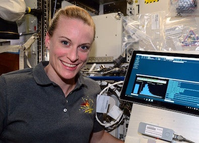 Astronauts Finally Tested Their Alien Detecting DNA Sequencer in Space